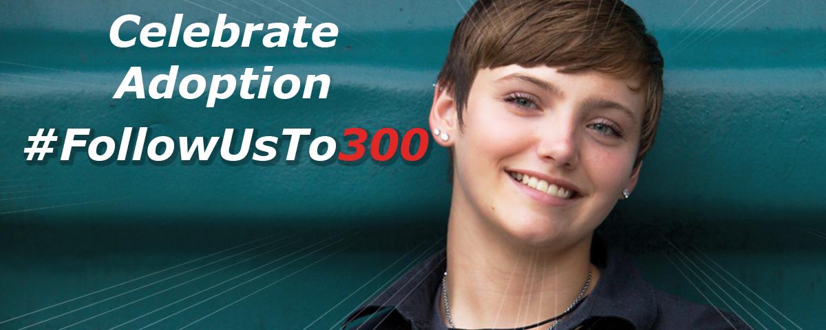 Follow Us To 300
